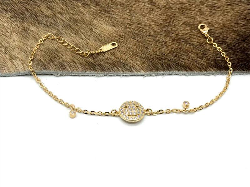 دستبند دخترانه ظریف ژوپینگ